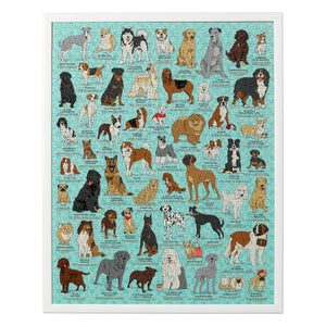Ridley's Games Dog Lovers Jigsaw Puzzle