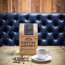 Ridley's Games Coffee Lovers Jigsaw Puzzle