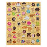 Ridley's Games Donut Lover's 1000 Piece Jigsaw Puzzle