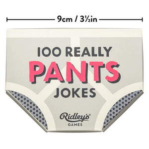 Ridley's Games 100 Really Pants Jokes