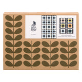 Orla Kiely Scribble Square Flower Placemats Set of 6