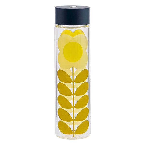 Orla Kiely Daisy Stem Water Bottle