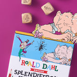 Petit Collage Roald Dahl Splendiferous Storytelling Dice