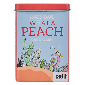 Petit Collage Roald Dahl James & The Giant Peach Snap Card Game
