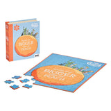 Petit Collage Roald Dahl James & The Giant Peach 100-Piece Book Puzzle