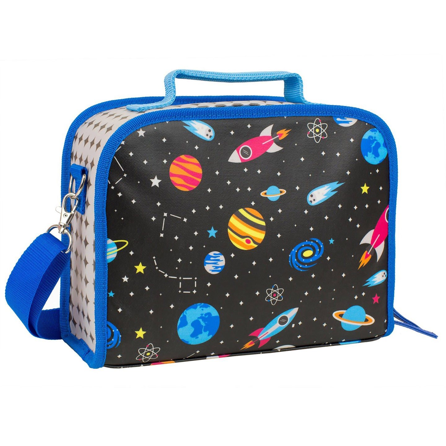 Petit Collage Eco-Friendly Space Lunch Box