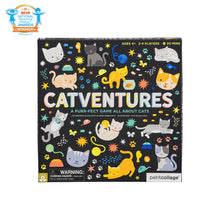 Petit Collage Catventures Game Board