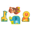 Petit Collage Safari Babies Beginner Puzzle
