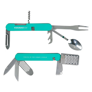 Pretty Useful Tools 12 in 1 Kitchen Gourmet Multi-Tool