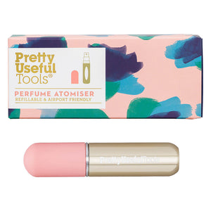 Pretty Useful Tools Camo Coral Perfume Atomiser