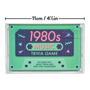 Ridley's Games 1980s Trivia Tape Quiz