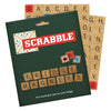 Scrabble Wooden Fridge Magnets Set