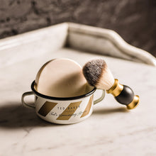 Ted Baker Enamel Shaving Bowl and Soap