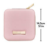 Ted Baker Pink Zipped Jewellery Case