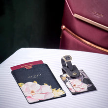 Ted Baker Opal Passport Holder & Luggage Tag
