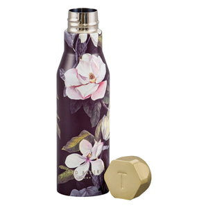 Ted Baker Black Opal Hexagonal Lid Water Bottle