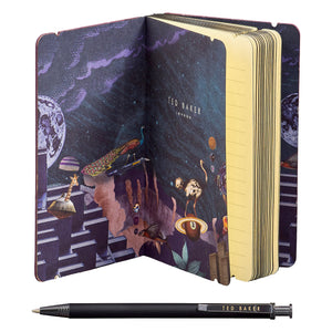Ted Baker Mini Notebook and Pen