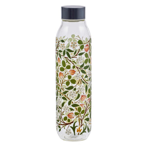 V&A Clover Glass Water Bottle