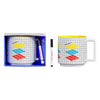 Yes Studio Tic Tac Toe Game Mug & Pen