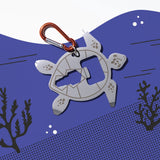 Yes Studio Sea Turtle Bicycle Multi-Tool