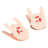 Yes Studio Hands Snack Clips Set of 2