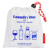 Yes Studio White Laundry Bag