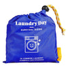 Yes Studio Blue Laundry Bag
