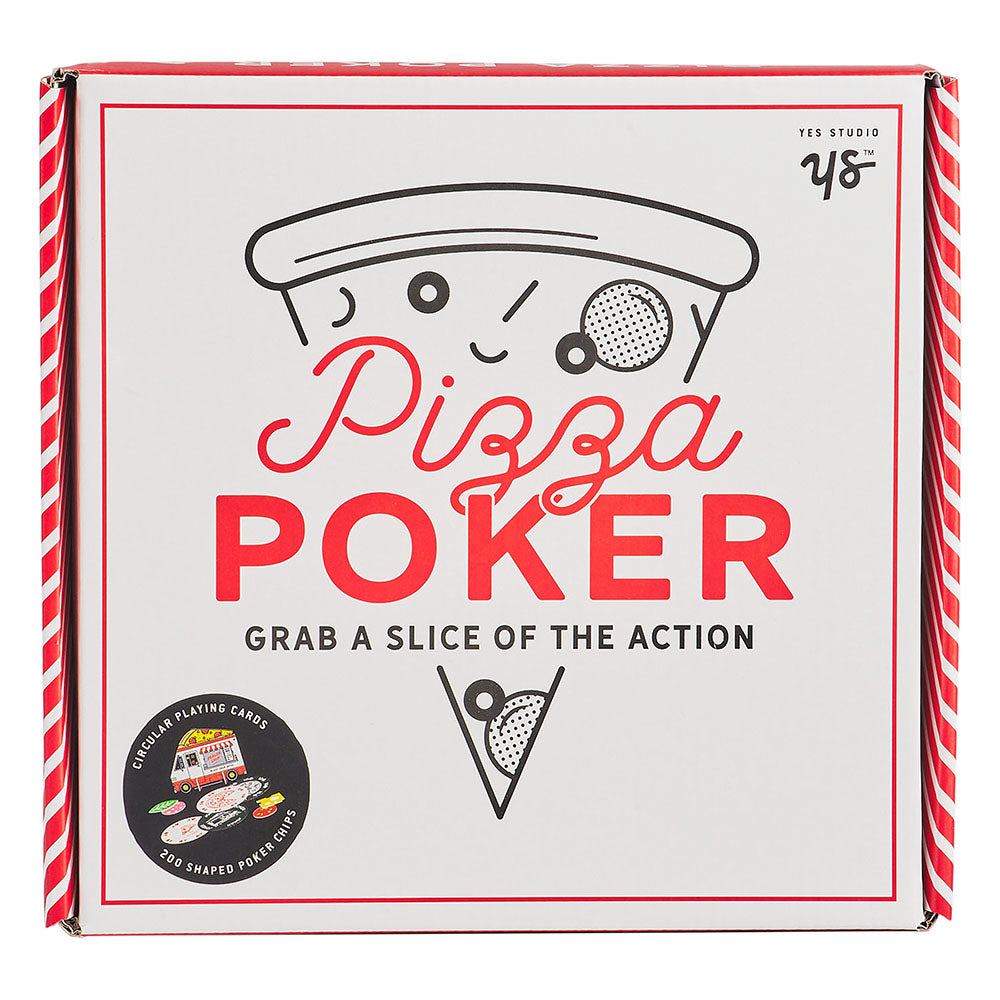 Yes Studio Pizza Poker Game