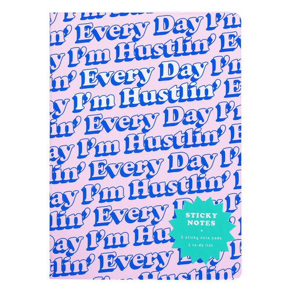 Yes Studio Sticky Notes Book - Every Day I'm