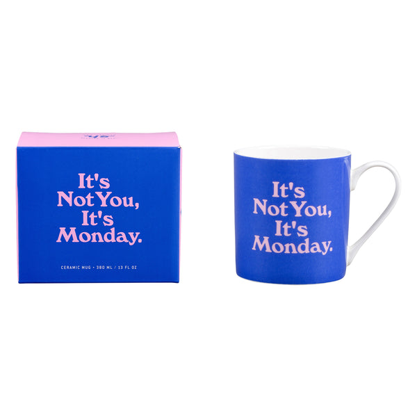 Yes Studio Ceramic Mug - It's Not You