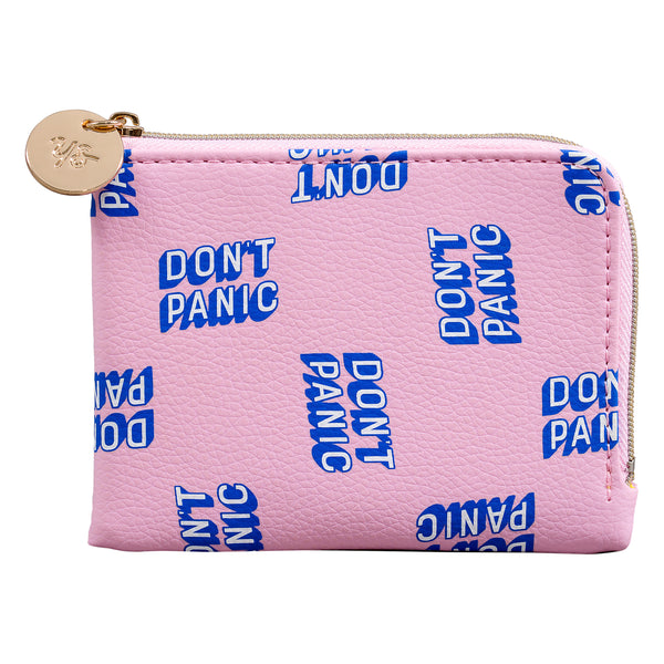 Yes Studio Coin Purse - Don't Panic
