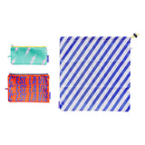 Yes Studio 'C'est La Vie' Travel Pouches Set of 3