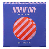 Yes Studio Striped Shower Cap