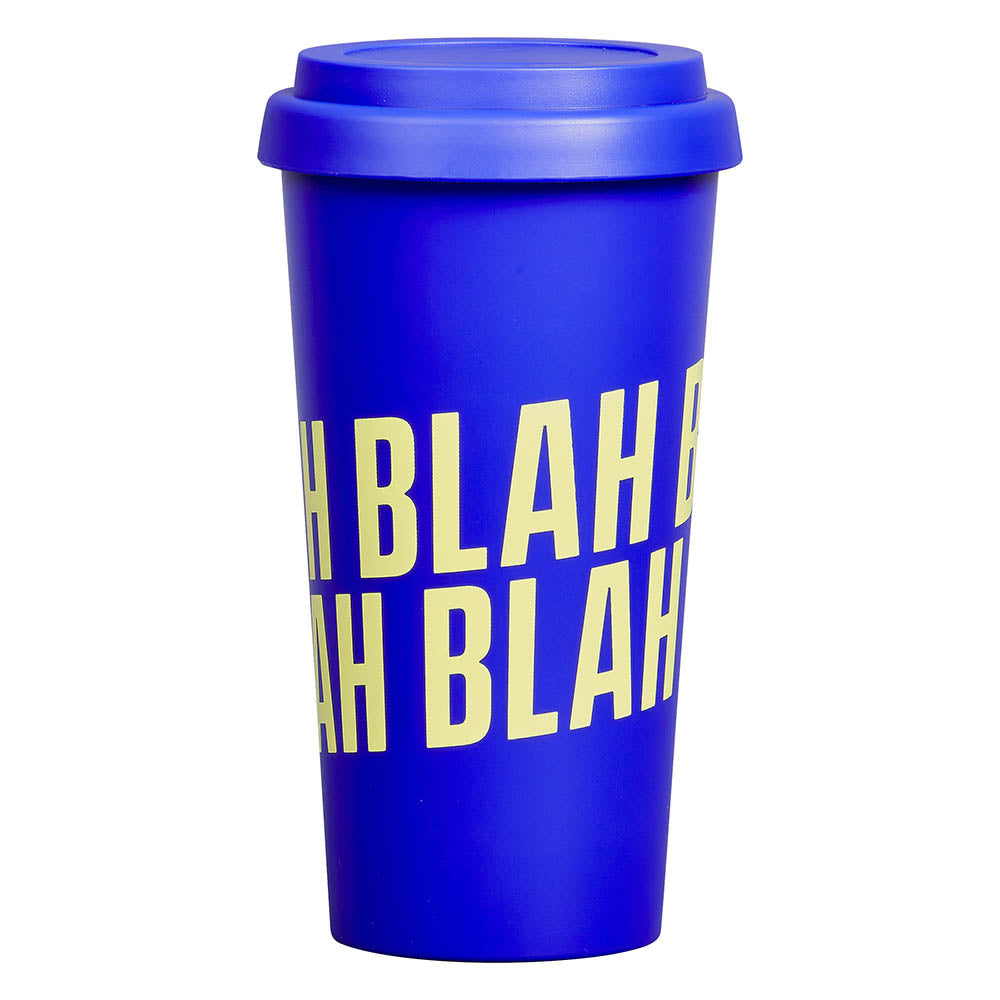 Yes Studio 'Blah' Travel Mug