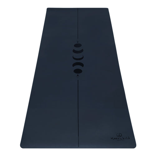 Moonchild Yoga Mat 4mm - Aura Blue