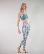 Moonchild Tigerlily Yoga Leggings ethically made with recycled ployester