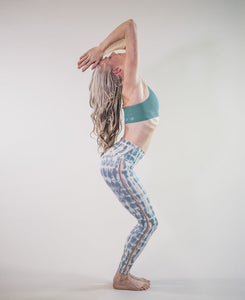 Moonchild Tigerlily Yoga Leggings ethically made with recycled Polyester