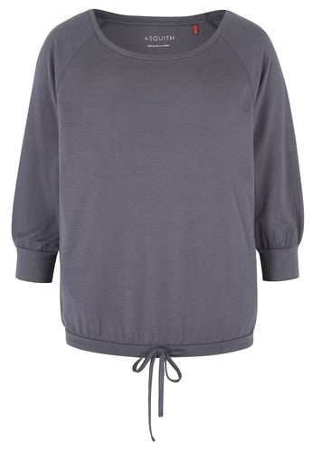 Asquith Embrace Tee - Deep Grey