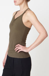 Asquith Conquer Cami Bamboo & Organic Cotton Yoga Top