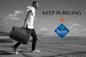 Keep Pursuing is coming to Sam's Club!