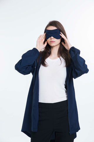OUT OF STOCK silver ions anti bacteria adult eye mask OUT OF STOCK