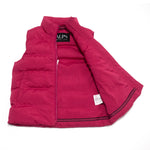 99% anti-bacteria kids down vest