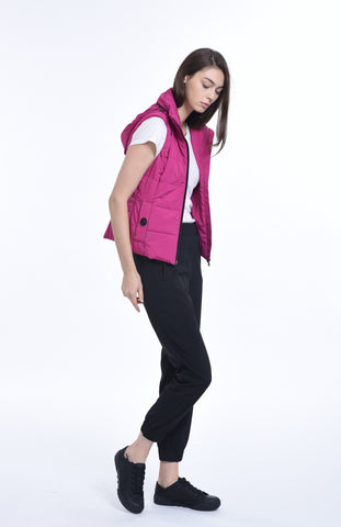 99% anti-bacteria instant warm slim fit vest