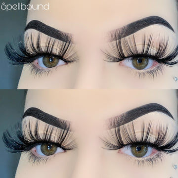 """Spellbound"" Faux Mink Lashes"