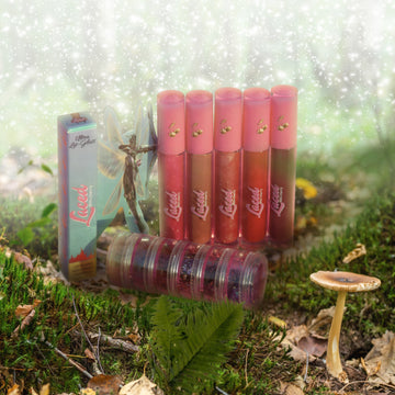 Crowned Fairies Lit Gloss