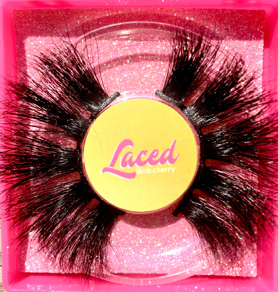 "Limited Edition ""Strut"" Mink Lashes"