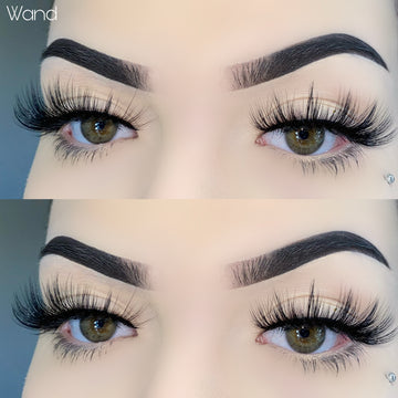 """Wand"" Faux Mink Lashes"