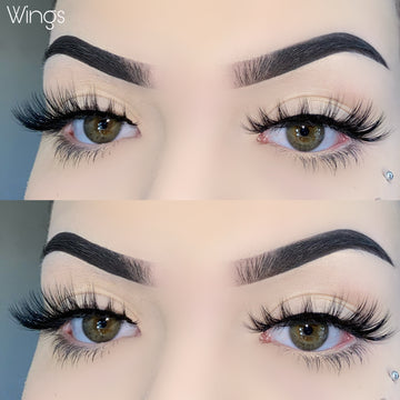 """Wings"" Faux Mink Lashes"