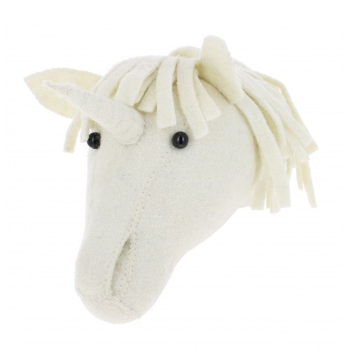 Fiona Walker Mini Unicorn Head - Lindsey Paige
