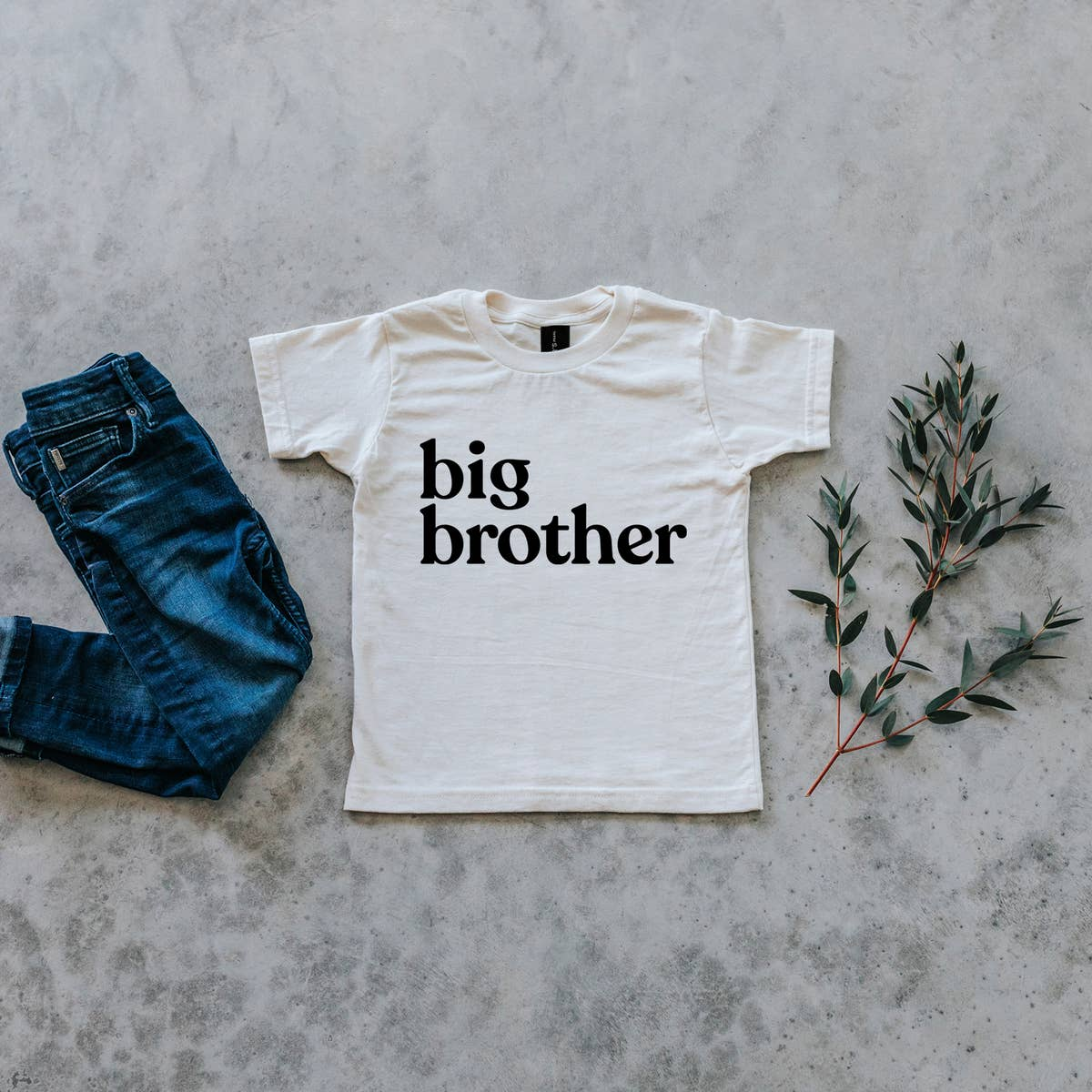 Big Brother Organic Tee - Lindsey Paige